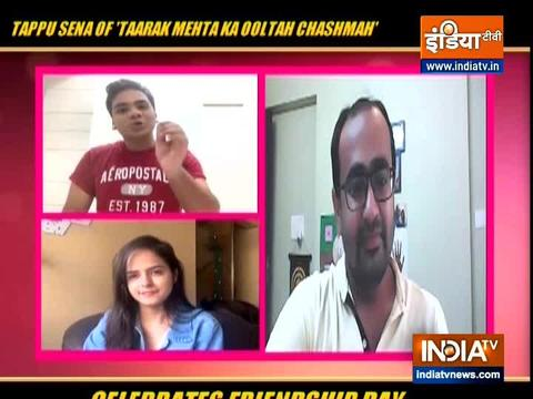 Taarak Mehta Ka Ooltah Chashmah: Tapu Sena celebrates Friendship Day