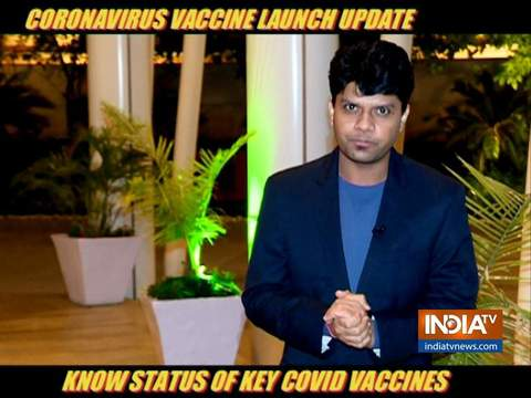 Coronavirus vaccine launch update: Know current status of key covid-19 vaccines