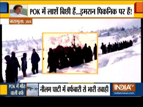 Death toll in avalanche-related incidents in Pakistan rises to 111
