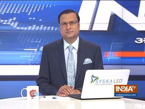 आज की बात रजत शर्मा के साथ | 5 अगस्त, 2019