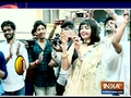 Sangeeta Ghosh celebrates birthday on the sets Divya Drishti