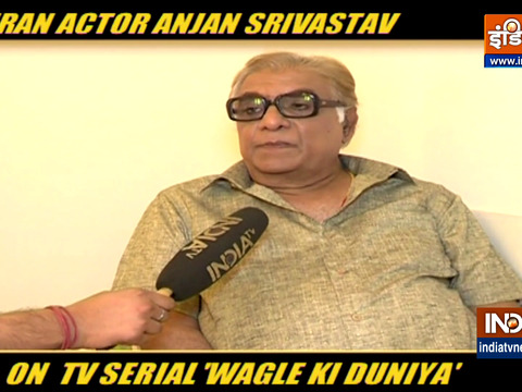 Anjan Srivastav talks about reboot of 80s popular series Wagle Ki Duniya