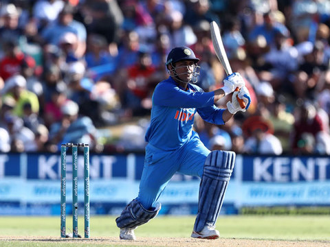 India vs New Zealand: MS Dhoni boost inspires stunned visitors to aim for 4-1 finish