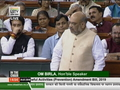 Congress MPs walk out of Lok Sabha demanding to send UAPA Bill to a Standing Committee