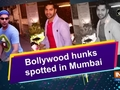 Bollywood hunks spotted in Mumbai