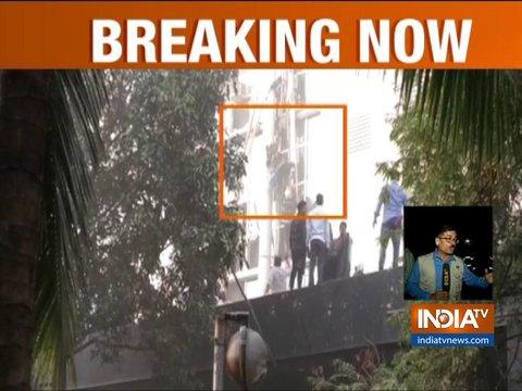 मुंबई के अंधेरी में ESIC कामगार अस्पताल में लगी भीषण आग, 6 लोगों की मौत
