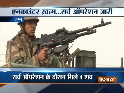 Five Army jawans martyred in Sunjwan terror attack, three Jaish militants killed