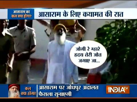 The tale of the rise and fall of self-styled 'godman' Asaram Bapu