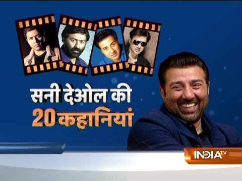 20 unheard stories about birthday boy Sunny Deol
