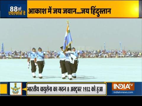 Indian Air Force to celebrate its 88th anniversary today
