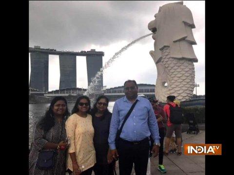 अहमदाबाद: कर्ज में डूबे बिजनेसमैन ने पत्नी और दो बेटियों को गोली मारकर उतारा मौत के घाट