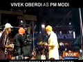 Vivek Oberoi as PM Narendra Modi
