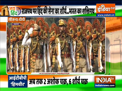 Republic Day 2021: India displays military might, cultural diversity at Rajpath