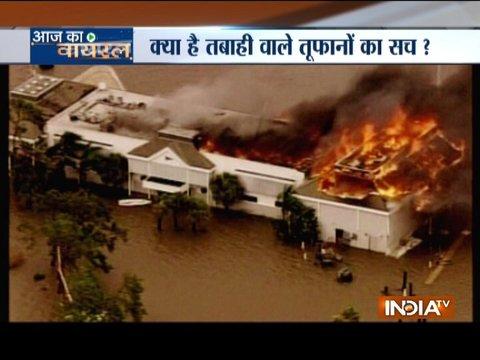 Aaj Ka Viral: Truth behind dust storm that wreaked havoc