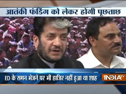 ED arrests separatist leader Shabir Shah for terror funding in Kashmir
