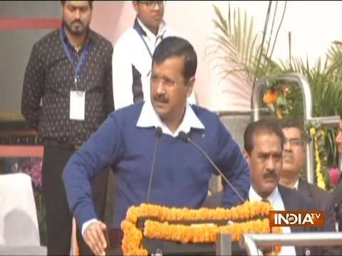 Padmaavat violence: Can't keep quite, will have to raise voice against it, says Delhi CM Kejriwal
