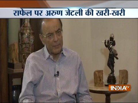 अरुण जेटली ने राहुल गांधी को लताड़ा, कहा आलोचना में शब्दों का चयन सही होना चाहिए