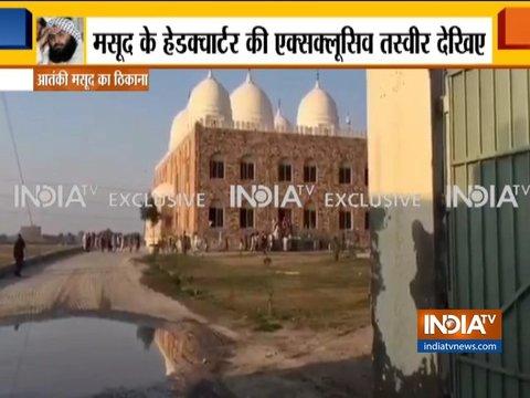 बहावलपुर में जैश हेडक्वार्टर की घेराबंदी