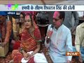 Madhya Pradesh CM Shivraj Singh Chouhan celebrates festival of colors with zeal, fervor