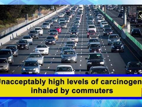 Unacceptably high levels of carcinogens inhaled by commuters