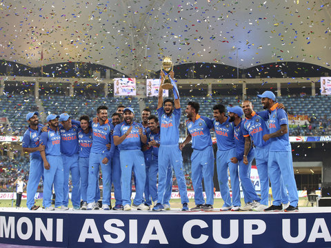 Asia Cup 2018 Final: India snatch victory from Bangladesh in nail-biting finisher