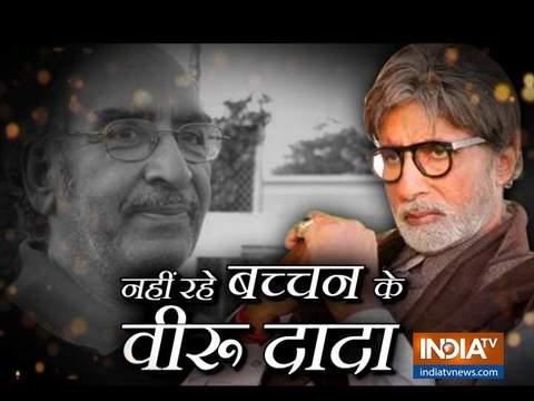 अमिताभ बच्चन को एक्शन सिखाने वाले वीरू देवगन नहीं रहे