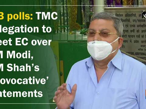 WB polls: TMC delegation to meet EC over PM Modi, HM Shah's 'provocative' statements