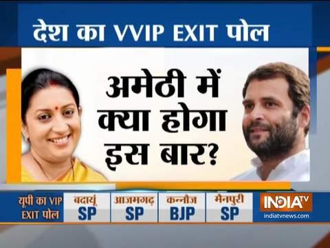 इंडिया टीवी एग्जिट पोल से जानिये देश भर की VVIP सीटों का हाल