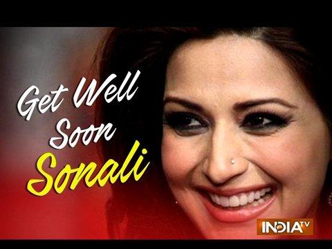Zareen Khan, Abhishek Bachchan wish speedy recovery to Sonali Bendre