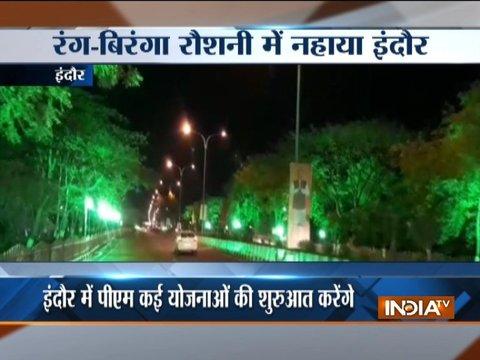 PM Narendra Modi to launch development projects in poll-bound Madhya Pradesh today