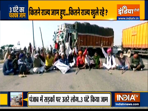 From protest to detention | Here's all that happened today during 3-hour-long 'chakka jam'