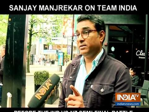 वर्ल्ड कप 2019: जोश से भरी है भारतीय टीम - संजय मांजरेकर