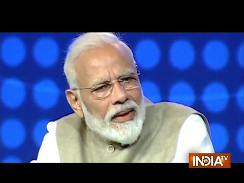 If we fight against terrorism and poverty, we will develop as nation: PM Modi