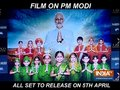 Vivek Oberoi comes to PM Narendra Modi trailer launch event dressed as PM Modi.