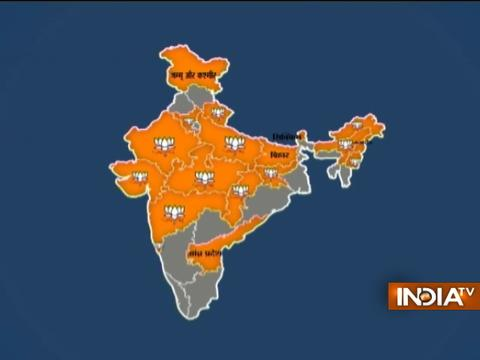 BJP's dream of making Congress-free country becoming a reality