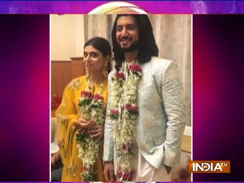 Kunal Jaisingh gets engaged to his girlfriend Bharti
