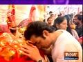 Sharad Malhotra visit Lalbaugcha Raja for Ganapati Darshan