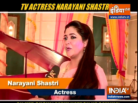 Aapki Nazron Ne Samjha: Narayani Shastri talks about her onscreen daughter-in-law