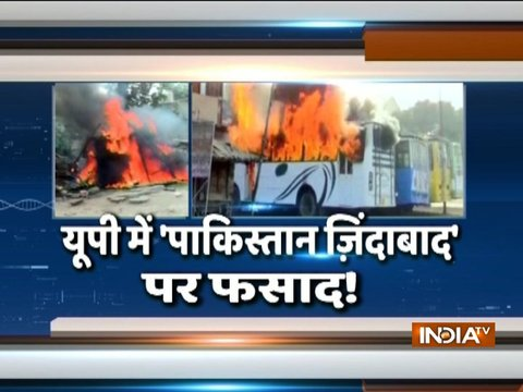 Kasganj: 49 arrested in violent clashes over Republic Day flag march