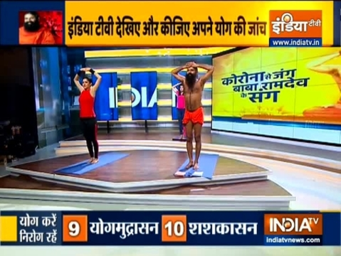 Know the right way to do yogasanas from Swami Ramdev