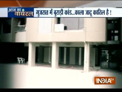 Aaj ka Viral: Burari-like incident in Gujarat's Ahmedabad, man commits suicide after killing his family