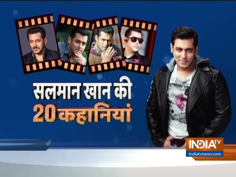 20 unheard stories of birthday boy Salman Khan