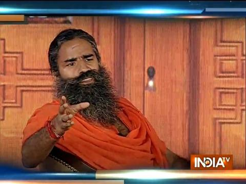 If people start caring about their body, they can live upto 100 yrs: Swami Ramdev