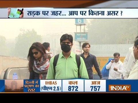 Smog continues to engulf national capital as people battle for clean air