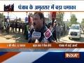 VIDEO   3 dead, many injured in blast at Nirankari Bhawan in Amritsar