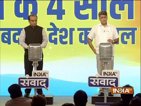 The Only aim of Congress is to obstruct the BJP and PM Modi, says Sudhanshu Trivedi