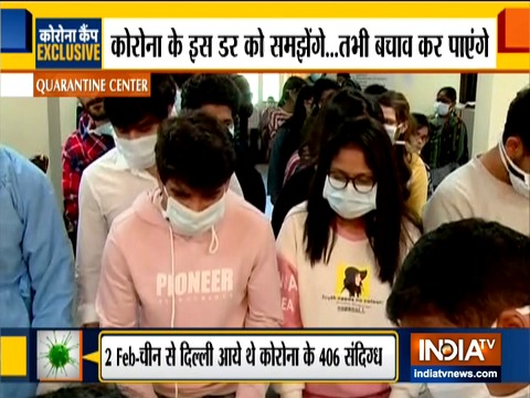 Exclusive | Felt helpless, at times on mercy of God: Indians evacuated from Coronavirus-hit Wuhan share tale