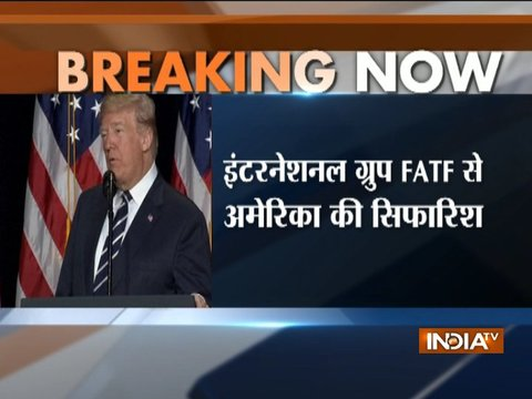 United States approaches FATF to put Pakistan on global terrorist financing watch list
