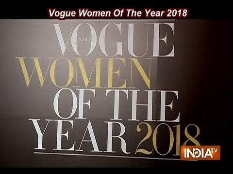Kareena Kapoor, Alia Bhatt, dazzle at Vogue Women Of The Year Awards