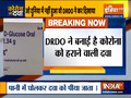 Rajnath Singh to release first batch of DRDO's drug 2-DG for Covid treatment